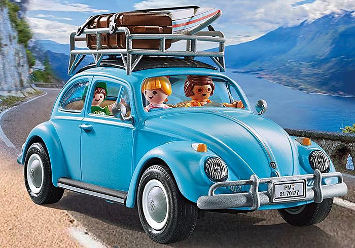 VW escarabajo playmobil