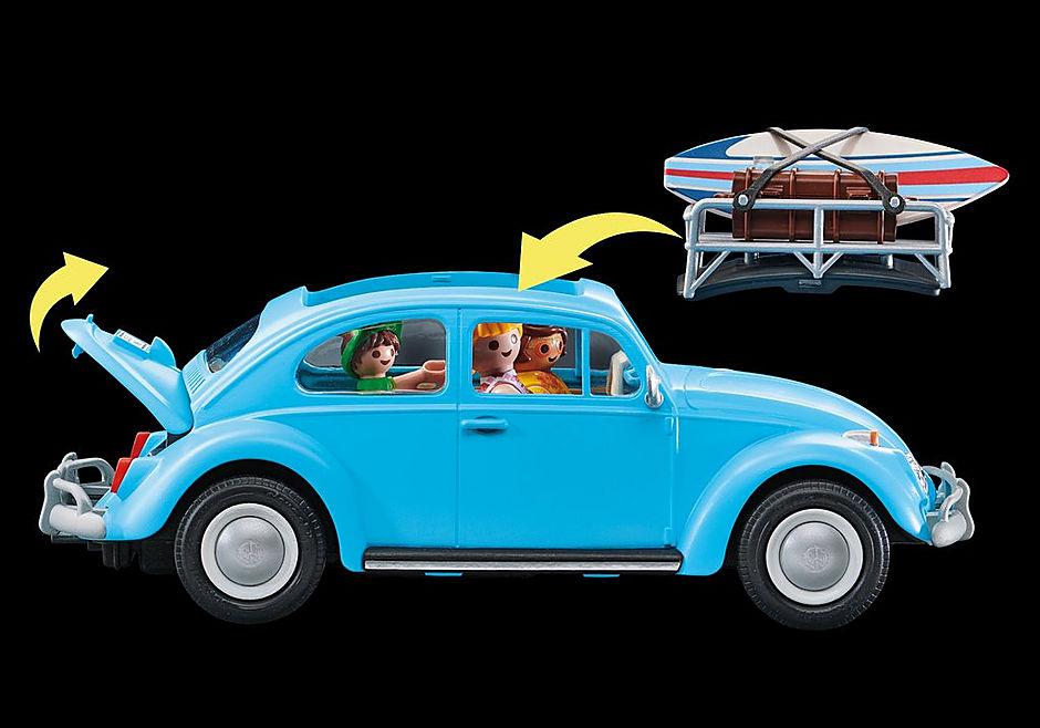 carga del volkswagen escarabajo