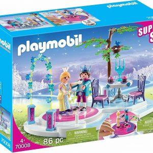 baile real playmobil 70008