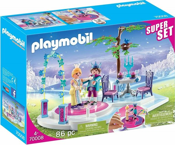 baile real playmobil 70008