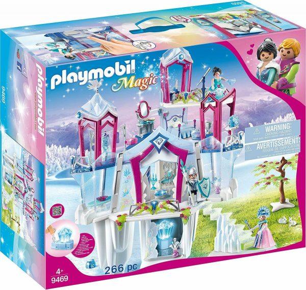 castillo cristal playmobil magic
