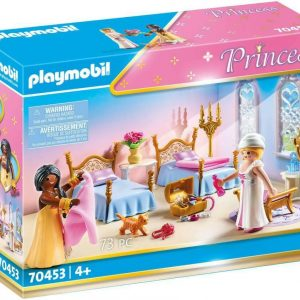 dormitorio princesas playmobil