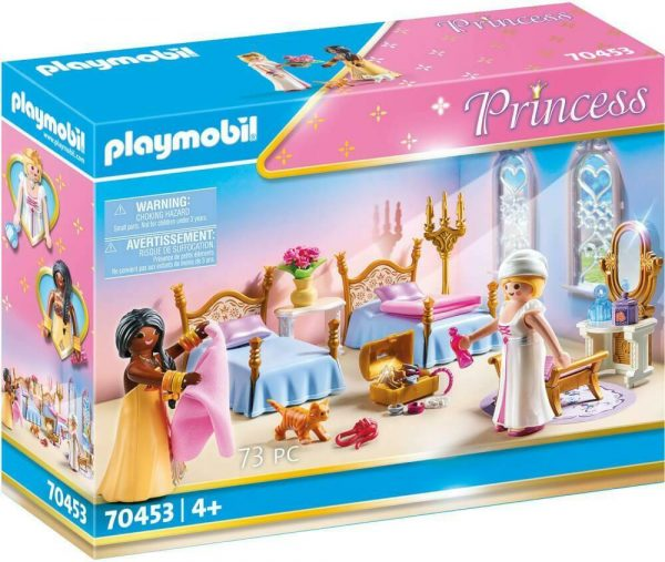 dormitorio princesas playmobil