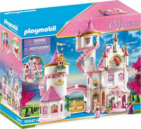 gran castillo de princesas playmobil