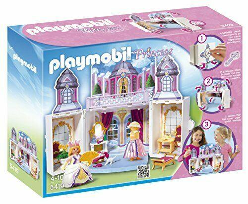 cofre princesas playmobil