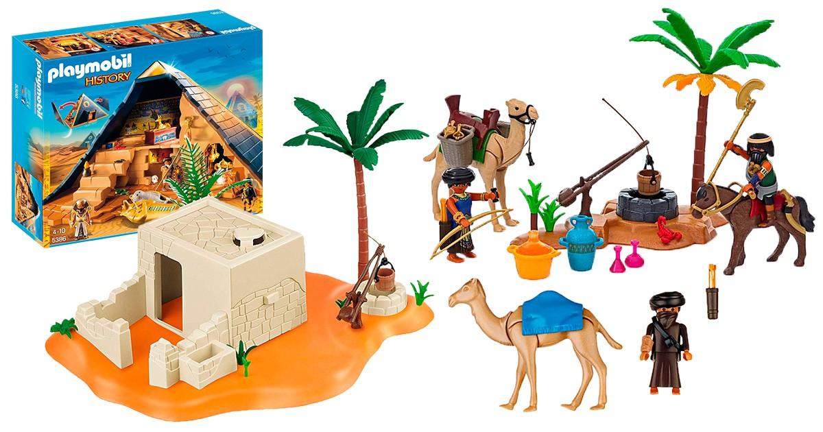 egipcios de playmobil