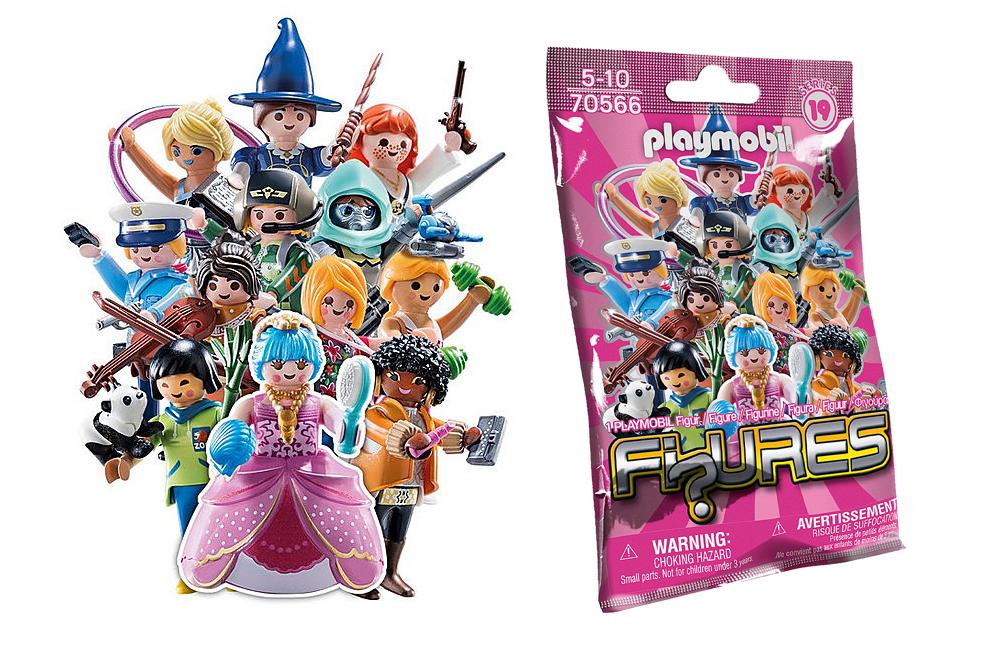 serie 19 chicas de playmobil