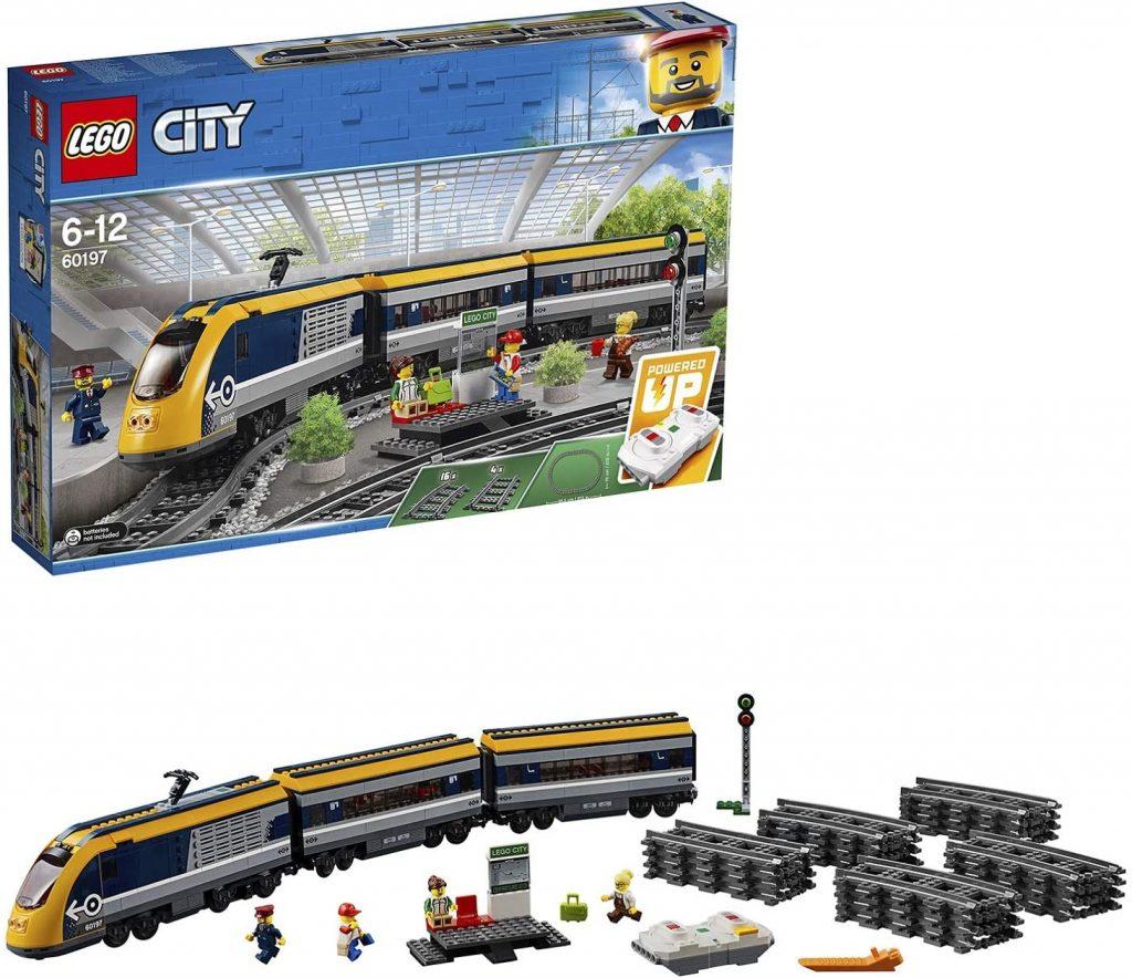 tren lego de pasajeros