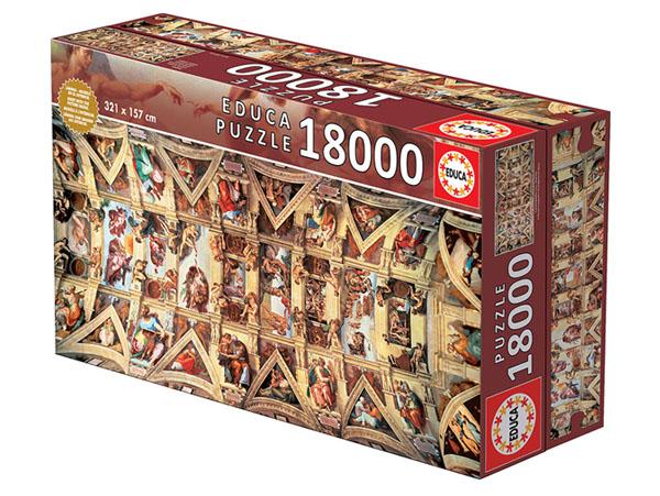 El más buscado de los puzzle gigantes