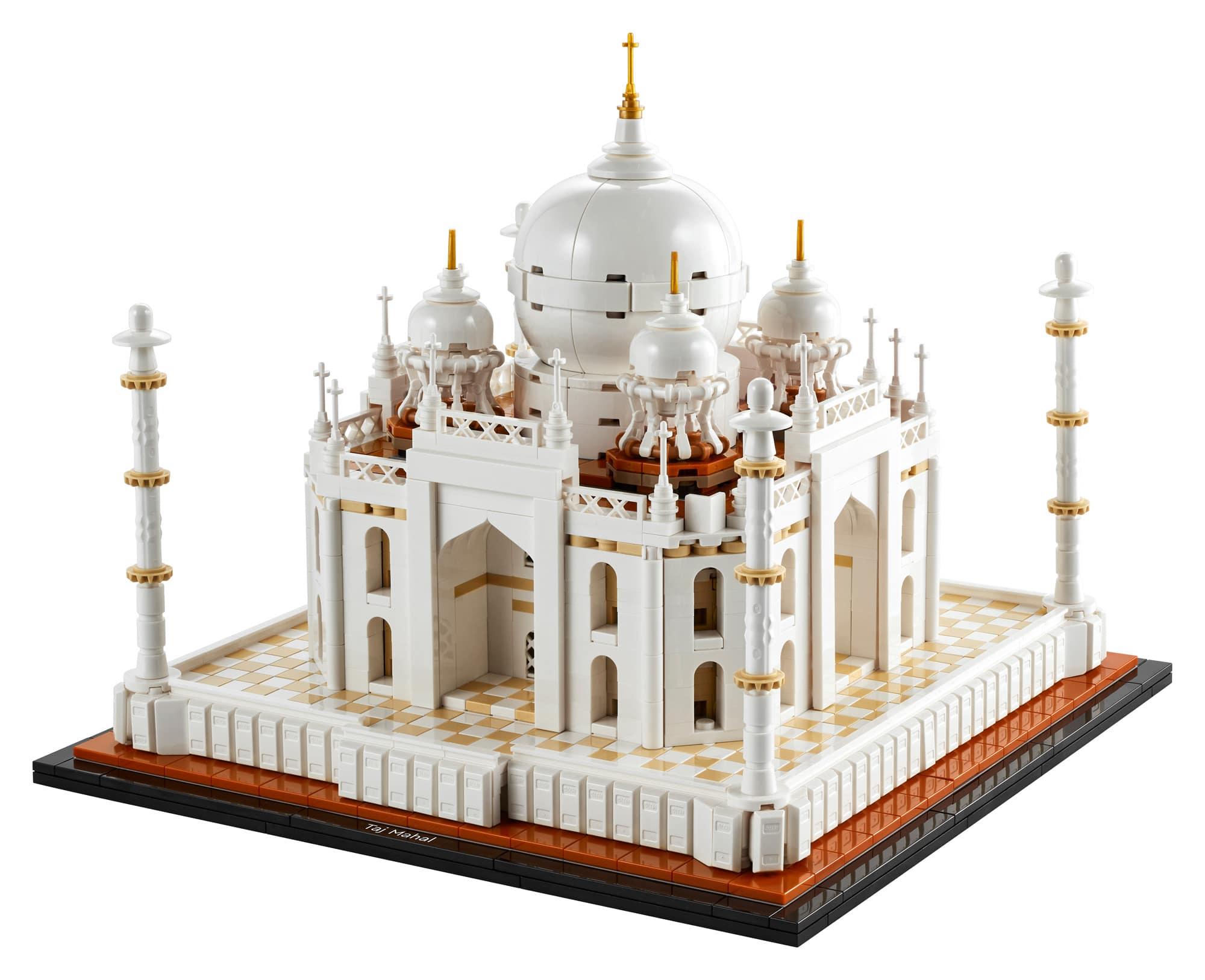 LEGO Architecture 21056 Taj Mahal 2