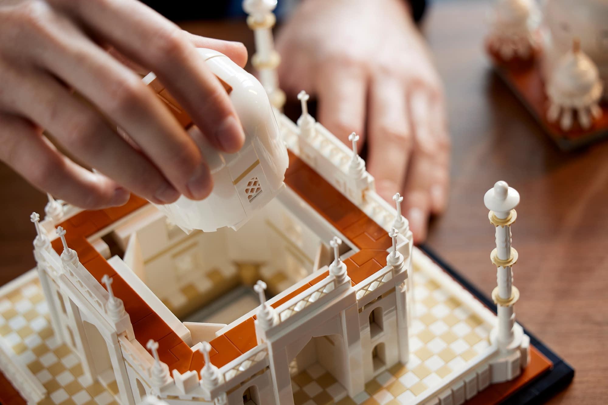 LEGO Architecture 21056 Taj Mahal 20th