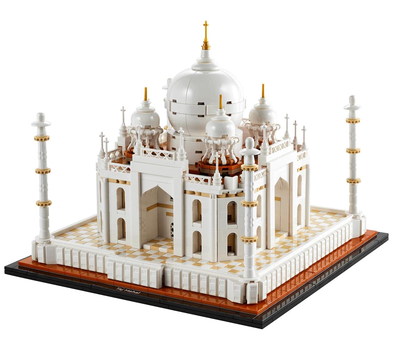 LEGO Taj Mahal Slider: modelo de arquitectura