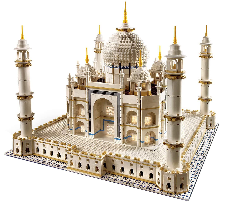 LEGO Taj Mahal Slider: modelo Creator Expert