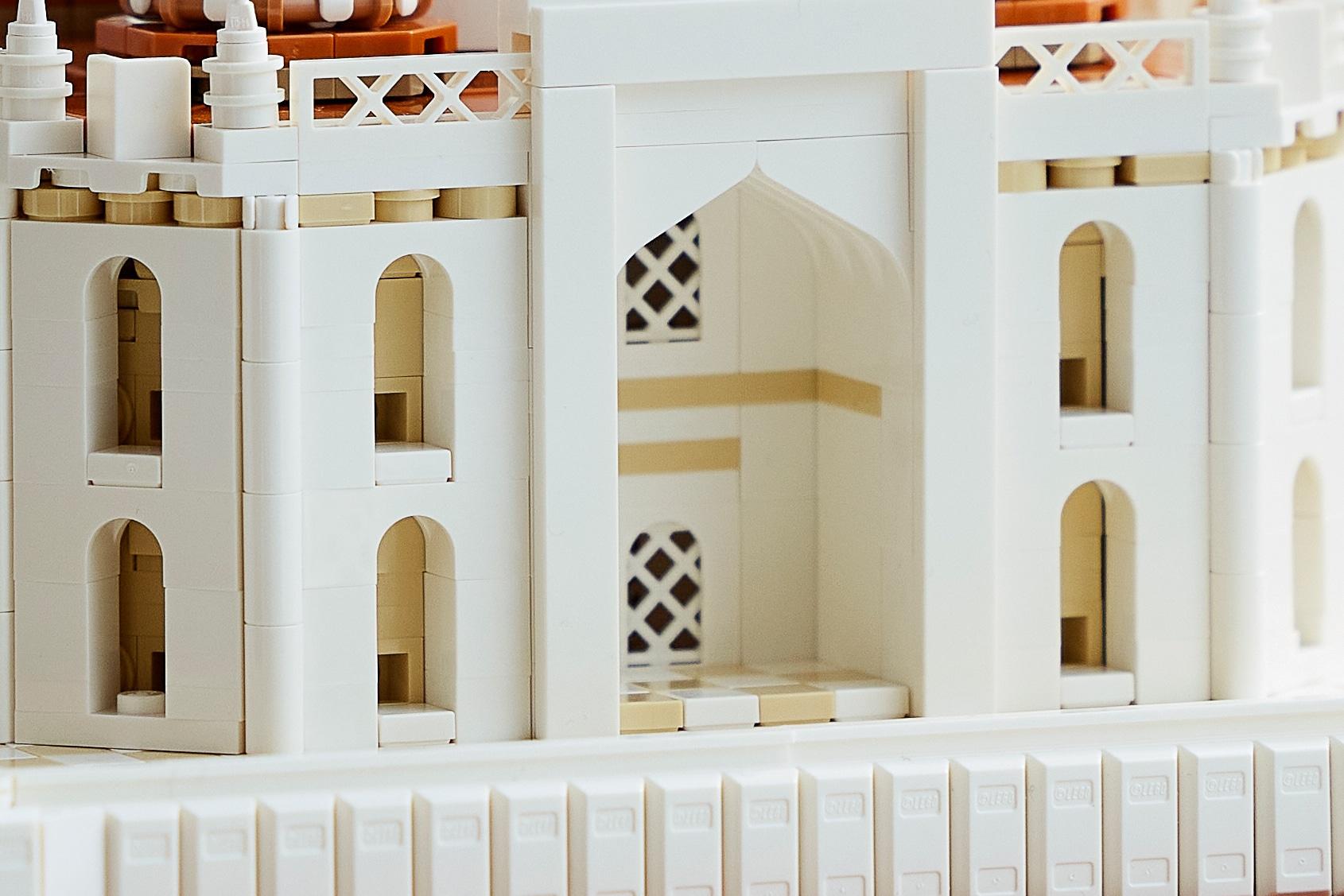LEGO 21056 Piezas nuevas 01