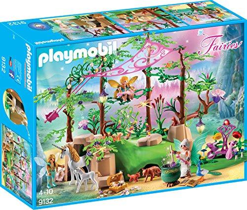 Playmobil 9132 - Bosque mágico de hadas