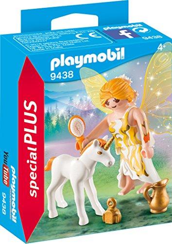 Playmobil 9438 - Juego de hada del sol con potro unicornio