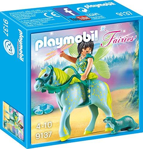 Playmobil 9137 - Hada de agua con caballo Acuario