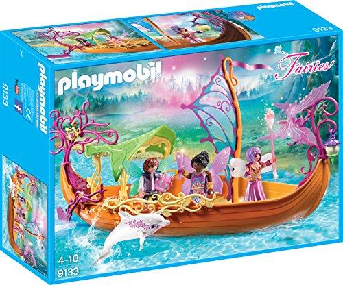 Playmobil 9133 - Barco de hadas romántico