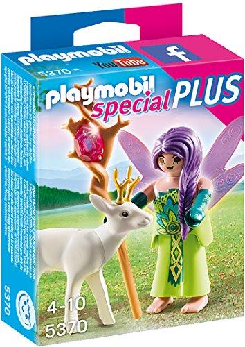 Playmobil 5370 - Hada con ciervo mágico