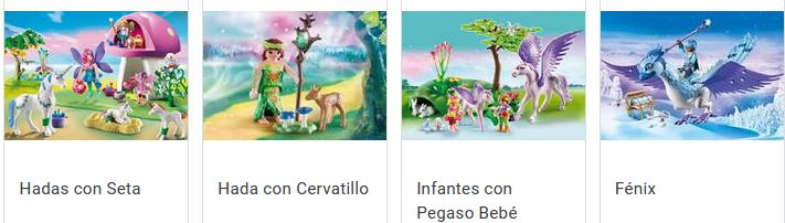 hadas playmobil fairies