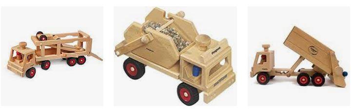 juguetes de madera Fagus