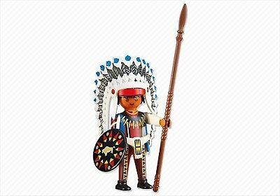 Jefe Indio con Accesorios Ref 6271