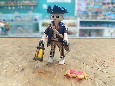 Pirata Fantasma de la Serie 19 de Playmobil