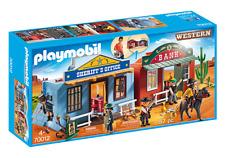 Playmobil 70012 set maletin Ciudad del Oeste