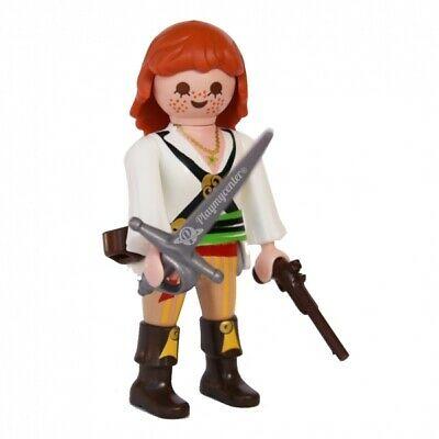 PLAYMOBIL Serie 19 - 70566 Chica Espadañina, Pirate , Steampunk NUEVO / NEW