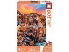 Puzzle 300 Manarola, Cinque Terre, Italia Educa 17980 Senior XXL