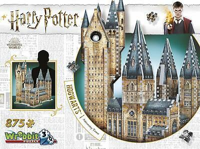 Puzzle 3D Wrebbit Toore de Astronomia Harry Potter