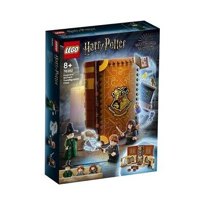 76382 Momento Hogwarts™: Clase de Transfiguración LEGO®