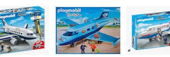 aviones de playmobil