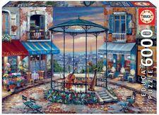 Educa 18016 Abendmusik in Paris 6000 Teile Puzzle