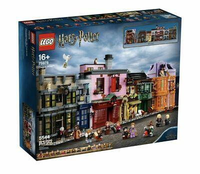 Lego 75978 Callejón Diagon