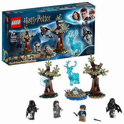 LEGO Harry Potter 75945 - Expecto Patronum. Más de 7 años. Incluye 4 figuras