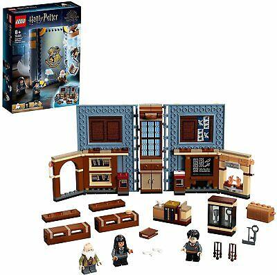 LEGO Harry Potter 76385. Momento Hogwarts: Clase de Encantamientos. 256 piezas