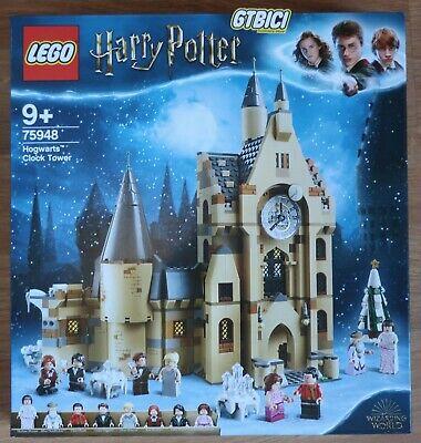 LEGO HARRY POTTER Torre del Reloj de Hogwarts Ref 75948