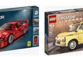 coches legop creator expert