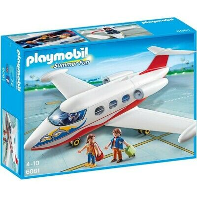 PLAYMOBIL 6081 Avion de vacaciones Summer Fun