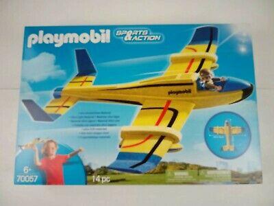 Playmobil 70057 Planeador hidroavion para lanzar