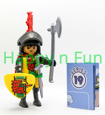 Playmobil ® 70565 Chevalier - Knight / Figure serie 19 / Neuf - New - nuevo