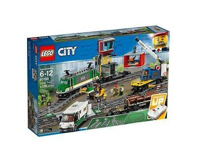 Tren de mercancias LEGO City 60198